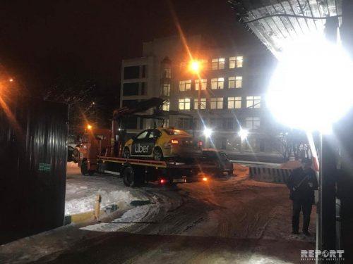 حمله مسلحانه یک گروه چچنی به کافه آذربایجانی ها در مسکو