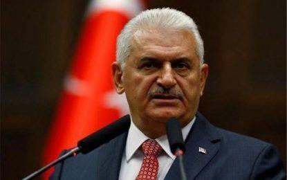 رییس مجلس ترکیه استعفا داد