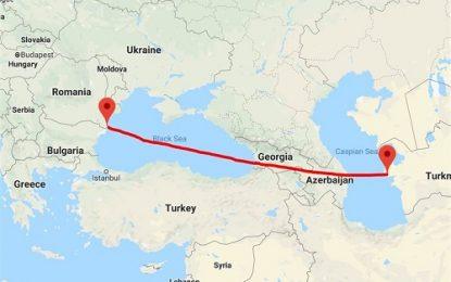 کریدور غیرایرانی «دریای خزر- دریای سیاه»