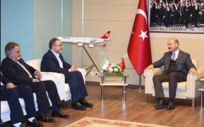 سفر معاون وزیر کشور به ترکیه