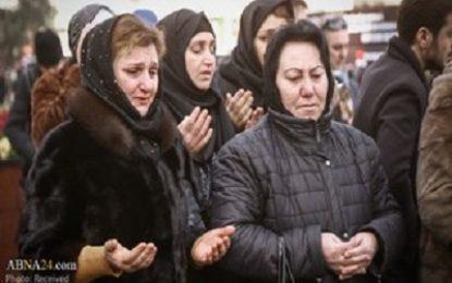 بزرگداشت بیست و هفتمین سالگرد کشتار شیعیان «خوجالی» در باکو / تصاویر