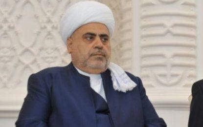 سفر رییس اداره مسلمانان قفقاز به امارات