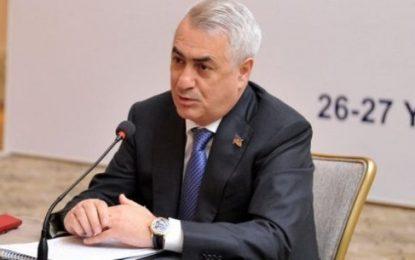 رییس راه آهن جمهوری آذربایجان: حمل و نقل ریلی دالان شمال – جنوب افزایش می یابد
