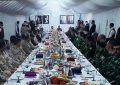 برگزاری جشن نوروزی مشترک میان مرزبانان ایران و جمهوری آذربایجان
