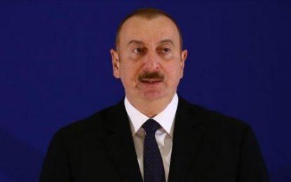 اظهارات علیاف درباره اصلاحات جدید در جمهوری آذربایجان
