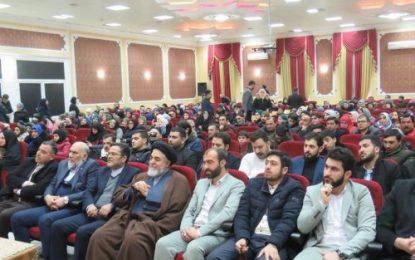 برگزاری جشن میلاد حضرت علی ( ع ) در باکو