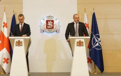 نخست وزیر گرجستان: عضویت در ناتو اولویت اصلی سیاست خارجی و امنیتی گرجستان است