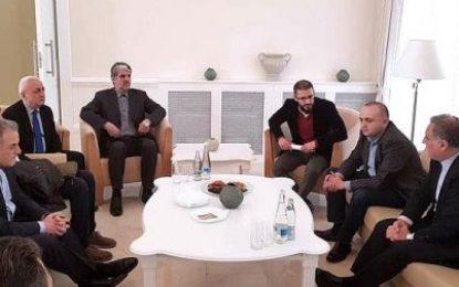 سفر گروه دوستی پارلمانی ایران و گرجستان به تفلیس