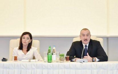 علی اف: سال ۲۰۱۹ برای جمهوری آذربایجان متفاوت از سال های گذشته خواهد بود