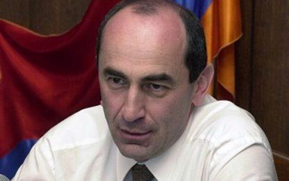 افزایش مدت حبس رئیسجمهور اسبق ارمنستان