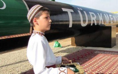 طرح آمریکا برای انتقال گاز ترکمنستان به اروپا از طریق جمهوری آذربایجان