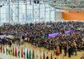 برگزاری جشن نوروز با حضور کشورهای مختلف در مسکو