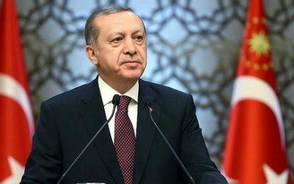 پیام تسلیت اردوغان به مناسبت سالگرد بمباران شیمیایی حلبچه
