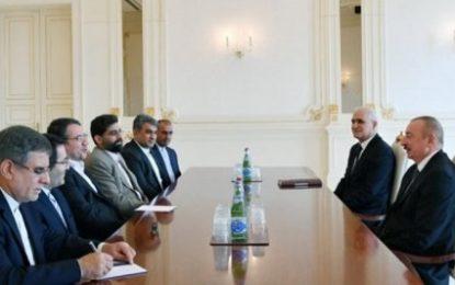 پایگاه خبری حقین.آذ جمهوری آذربایجان: توسعه همکاری های اقتصادی در اولویت تهران و باکو قرار دارد