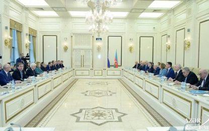 تاکید معاون رئیس پارلمان روسیه بر همکاری های مشترک میان مسکو و باکو