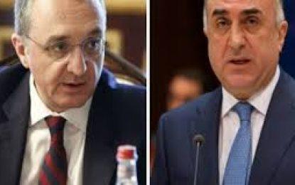 باکو: وزرای خارجه جمهوری آذربایجان و ارمنستان در مسکو دیدار خواهند کرد