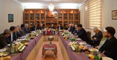 برگزاری نشست «پل ادبی ایران و جمهوری آذربایجان» در باکو