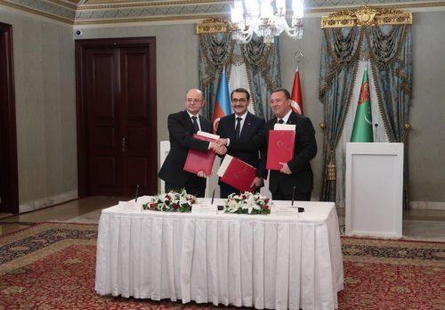 همکاری ترکیه، جمهوری آذربایجان و ترکمنستان در زمینه انرژیهای جایگزین