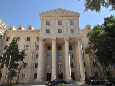 اعتراض باکو به سفر نمایندگان رژیم خودخوانده قره باغ به روسیه