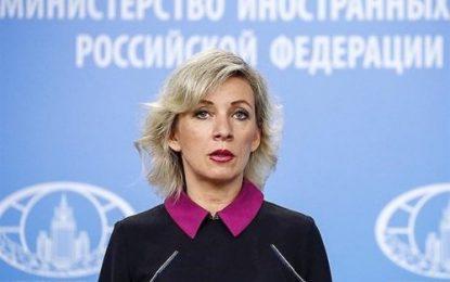 ماریا زاخارووا: بدون وجود ایران امکان برقراری امنیت در منطقه وجود ندارد