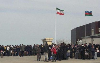 پایانه مرزی بیلهسوار آماده پذیرایی از زائران خارجی