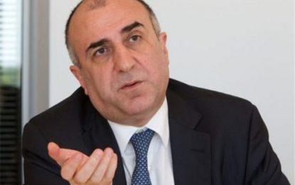 وزیر خارجه جمهوری آذربایجان: مذاکرات صورت گرفته در مسکو در چارچوب پیشنهاد روسیه انجام گرفت