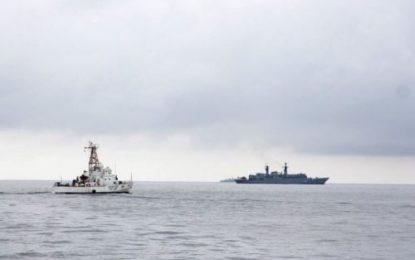 برگزاری رزمایش دریایی مشترک ناتو و گرجستان در دریای سیاه