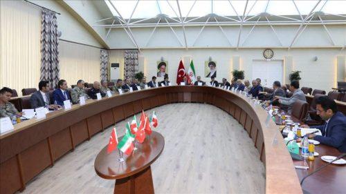 برگزاری چهل و نهمین نشست کمیته فرعی امنیتی ترکیه و ایران در ارومیه