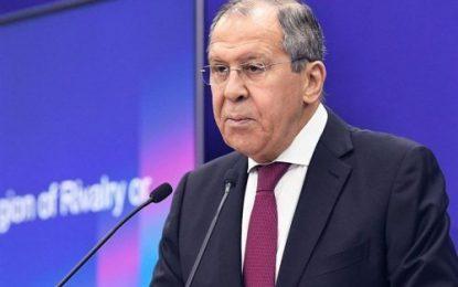 وزیر خارجه روسیه: مقامات جمهوری آذربایجان و ارمنستان خواستار اجرا شدن توافقات بعمل آمده در زمینه مناقشه قره باغ هستند