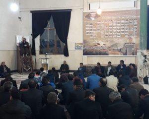گزارش تصویری از مراسم بزرگداشت روز همبستگی با محبوسین اسلامگرای جمهوری آذربایجان در اردبیل