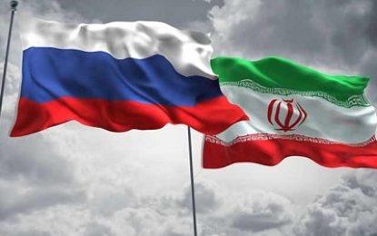 امضا موافقت نامه همکاری نظامی بین ایران و روسیه