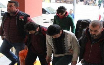 دستگیری ۱۴ نفر در ترکیه به اتهام عضویت در گروه های تروریستی