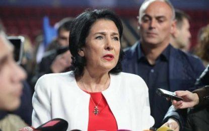 مخالفت گرجستان با استقرار پایگاه نظامی آمریکا در این کشور