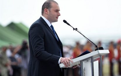 شرط نخست وزیر گرجستان برای استقرار پایگاه نظامی خارجی در خاک این کشور
