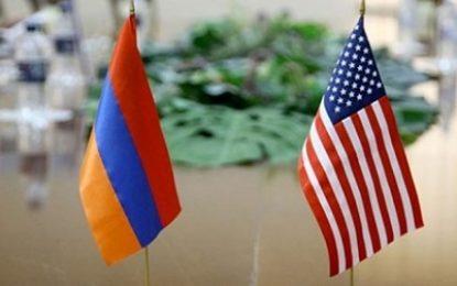 امضا موافقتنامه ۱۶ میلیون دلاری میان آمریکا و ارمنستان