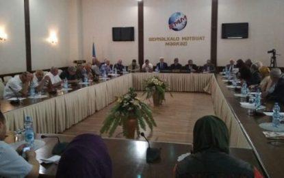 برگزاری نشستی با عنوان «به سوی آزادی قدس و قره باغ» در باکو