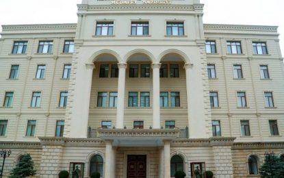 بیانیه وزارت دفاع جمهوری آذربایجان در مورد تحرکات نظامی ارامنه در منطقه اشغالی قره باغ
