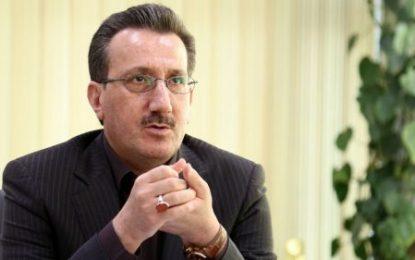 مدیرعامل راه آهن کشور: عضویت دایم ایران در CIS حمل و نقل ترانزیتی کشور را رونق می دهد