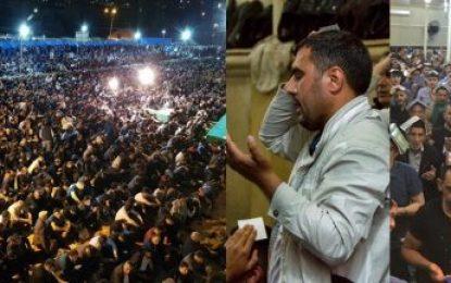 برگزاری دومین شب از شب های قدر در جمهوری آذربایجان / تصاویر