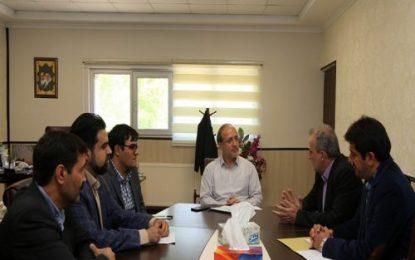 اعلام آمادگی دانشگاه محقق اردبیلی برای تعامل با مراکز علمی روسیه