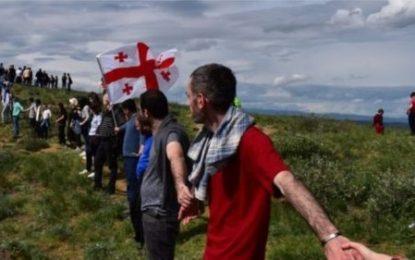 ابراز نگرانی سراسقف گرجستان در باره تداوم اختلاف ارضی با جمهوری آذربایجان