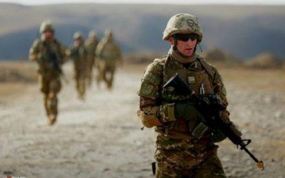 آموزش یک گردان از ارتش گرجستان توسط کارشناسان نظامی آمریکا