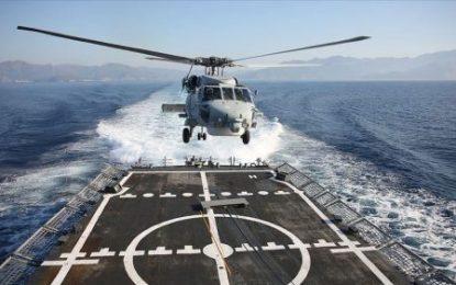 برگزاری بزرگترین رزمایش دریایی تاریخ ترکیه