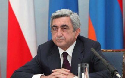 سرکیسیان: شوشا را در سایه بی ثباتی داخلی جمهوری آذربایجان به دست آوردیم