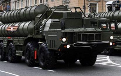 عراق به دنبال خرید اس ۴۰۰ از روسیه