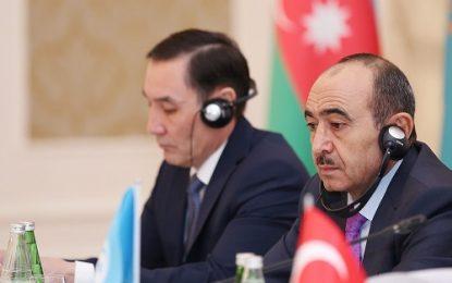 پیشنهاد ایجاد شبکه تلویزیونی مشترک میان کشورهای ترک زبان از سوی باکو