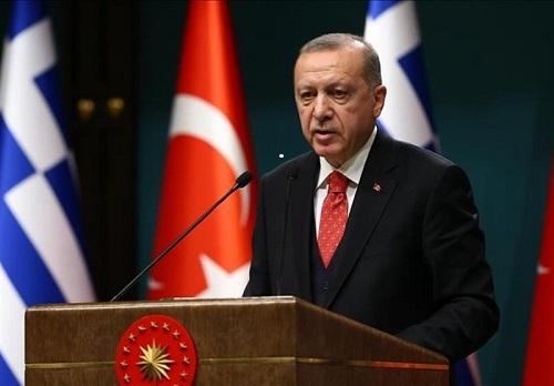 تبریک پیروزی اکرم امام اوغلو در انتخابات شهرداری استانبول از سوی اردوغان