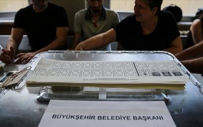 برگزاری مجدد انتخابات تعیین شهردار استانبول
