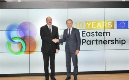 سرانجام توافقنامه همکاری استراتژیک میان جمهوری آذربایجان و اتحادیه اروپا