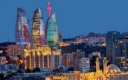 برگزاری یکصد و دهمین نشست شورای اجرایی سازمان جهانی گردشگری در باکو